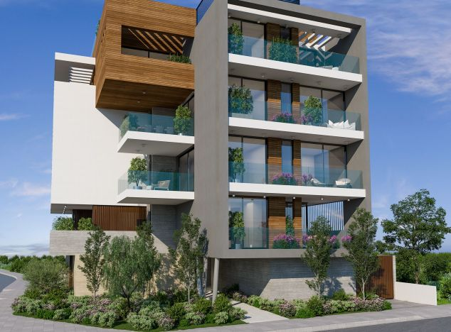 Buy Penthouse 14262 in Limassol