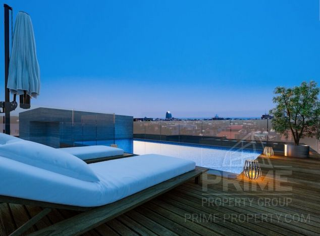 <br>Cyprus property, Penthouse for sale ID:14262