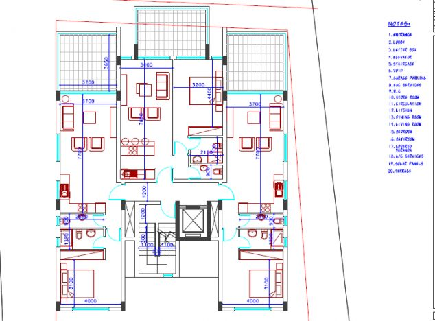 Building 14411 on sell in Larnaca