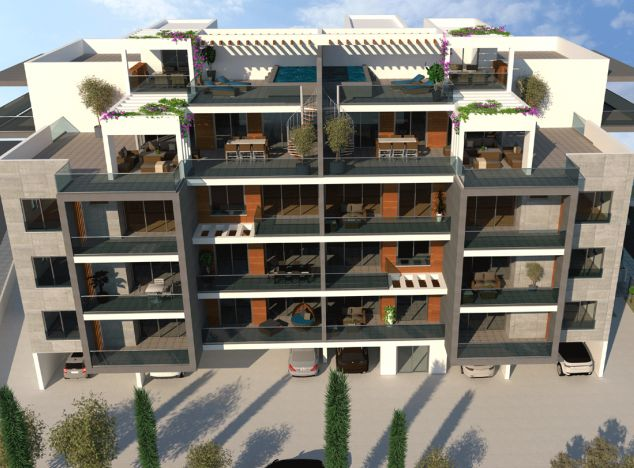 Apartment 14425 on sell in Limassol