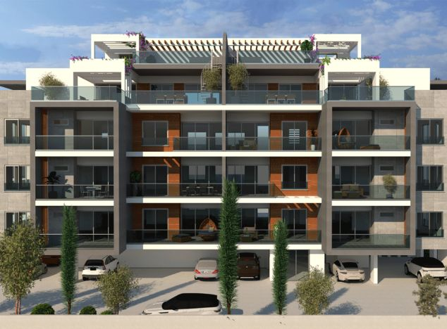 Sell Apartment 14425 in Limassol