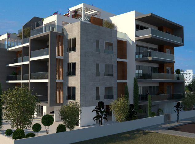 Buy Penthouse 14430 in Limassol
