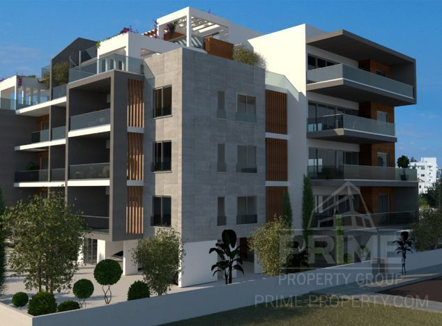 Penthouse 14438 on sell in Limassol