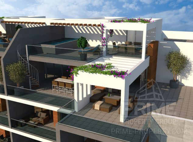 Sell Penthouse 14438 in Limassol