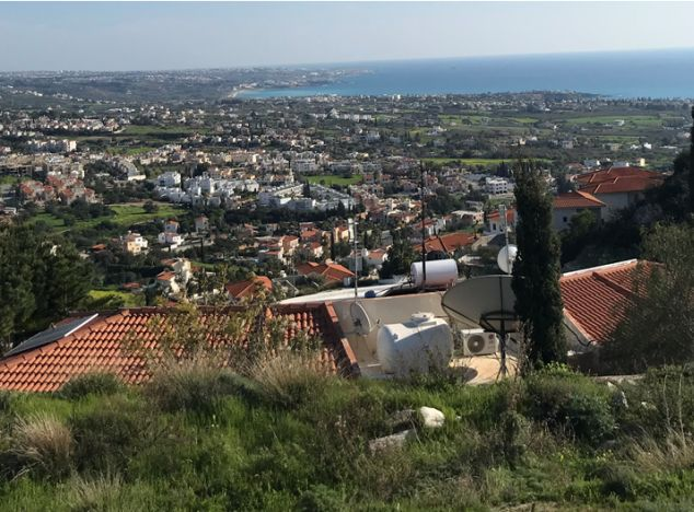 Land 14453 on sell in Paphos