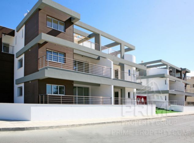 Cyprus property, Apartment for sale ID:1447