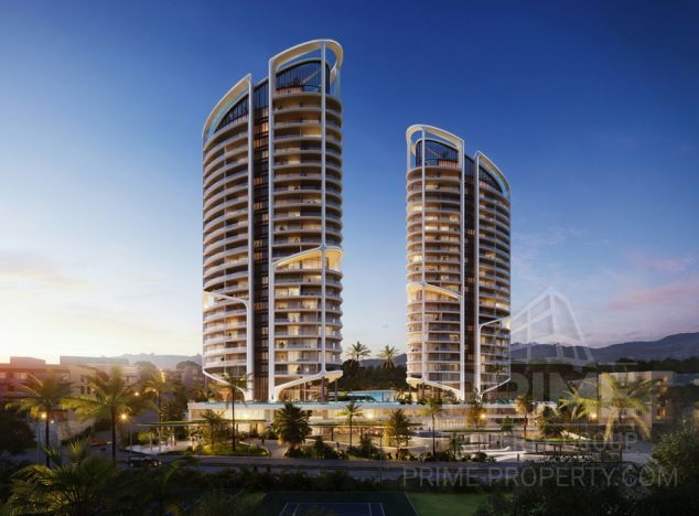 Buy Apartment 14587 in Limassol