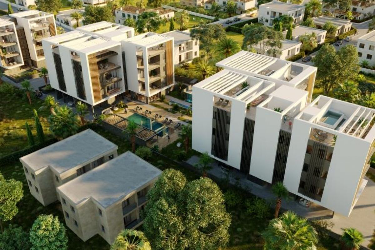Квартира 134 m² на Кіпрі