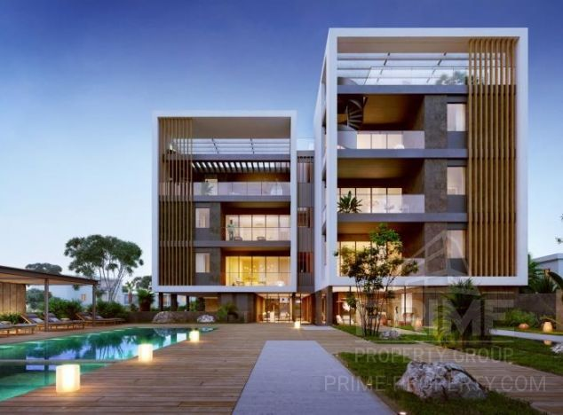 Penthouse 14734 on sell in Paphos