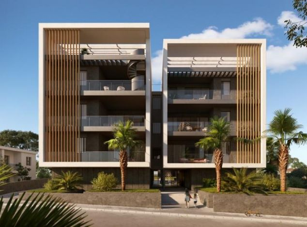 Apartment 14741 on sell in Paphos