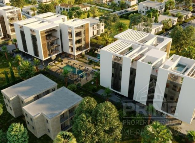 Penthouse 14743 in Paphos