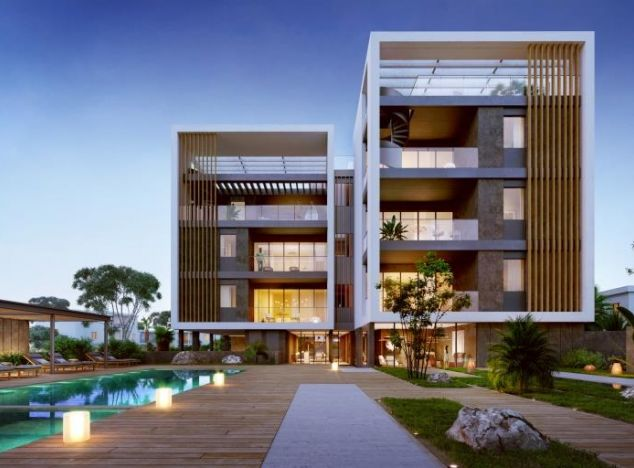 Penthouse 14745 on sell in Paphos