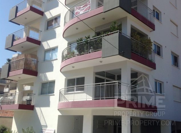 Cyprus property, Apartment for sale ID:1492