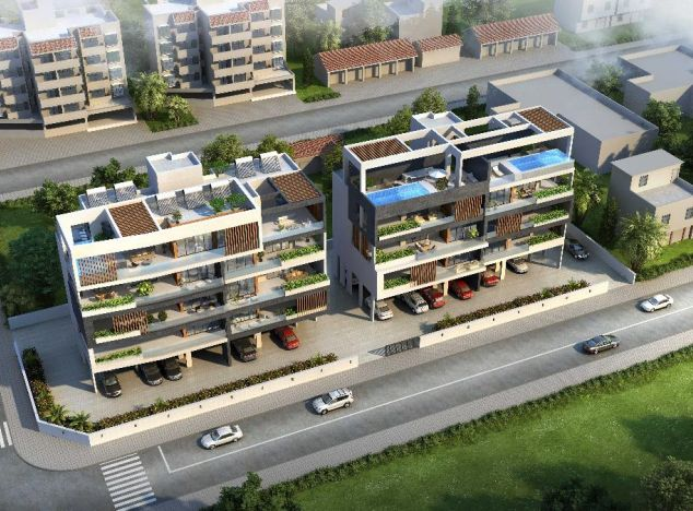 Sell Apartment 14943 in Limassol
