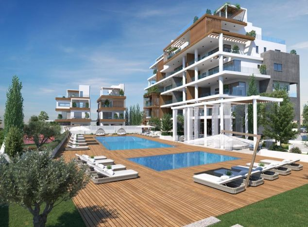 Sell Apartment 14982 in Limassol