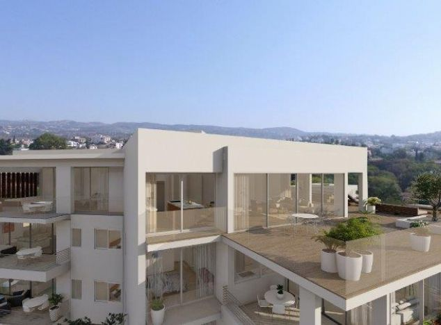 Penthouse 15191 in Paphos