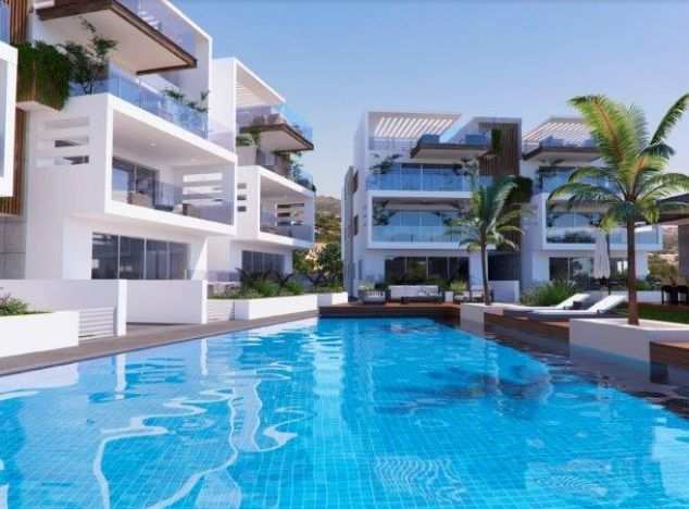 Sell Penthouse 15230 in Paphos