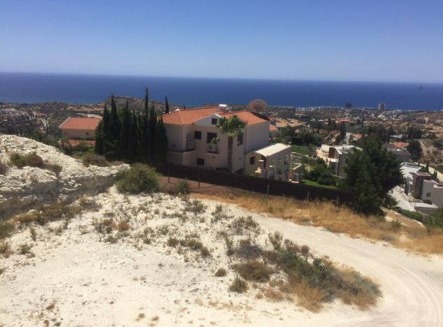 Land 15261 on sell in Limassol