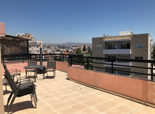 Penthouse 15298 on sell in Limassol