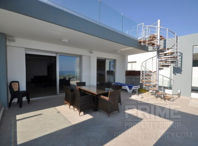 Cyprus property, Apartment for sale ID:1535