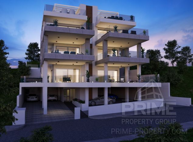 <br>Cyprus property, Apartment for sale ID:15451