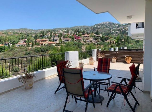 Apartment 15460 on sell in Paphos