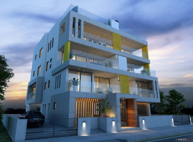 Sell Apartment 15553 in Nicosia