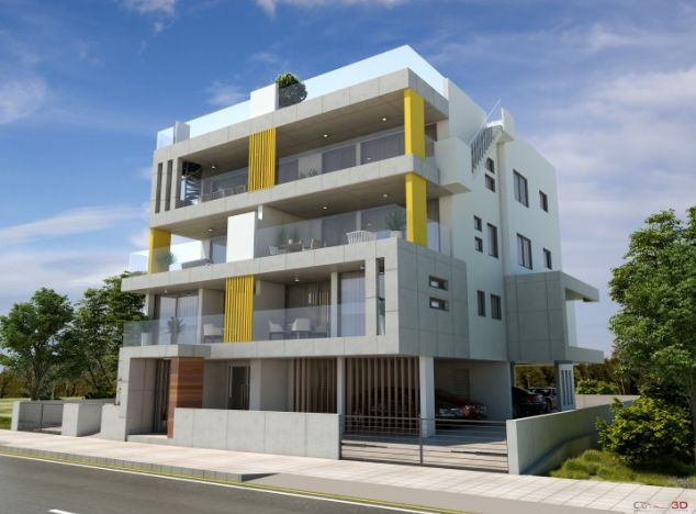 Sell Apartment 15554 in Nicosia