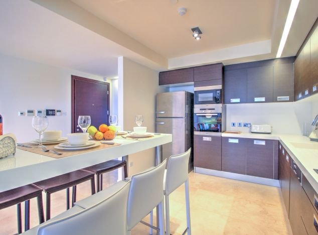 Sell Garden Apartment 15585 in Limassol