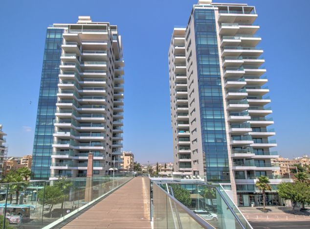 Garden Apartment 15585 on sell in Limassol