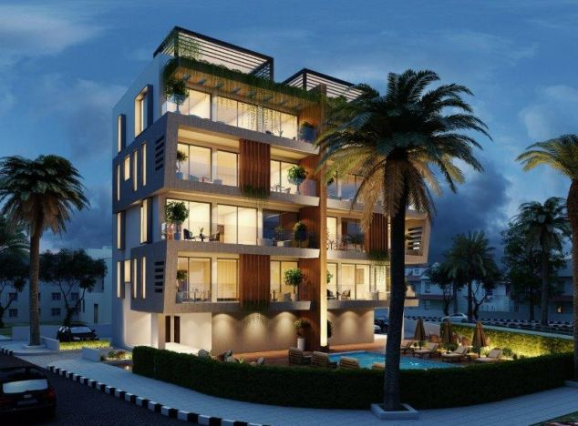 Sell Apartment 15711 in Paphos