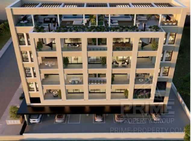 Buy Penthouse 15751 in Limassol