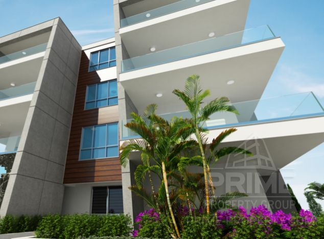 Cyprus property, Apartment for sale ID:1578