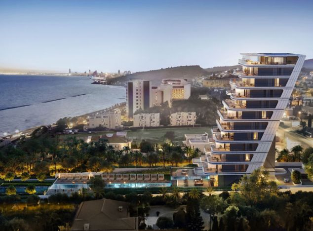 Buy Apartment 15784 in Limassol