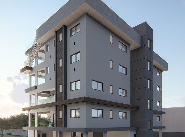 Sell Apartment 15811 in Limassol