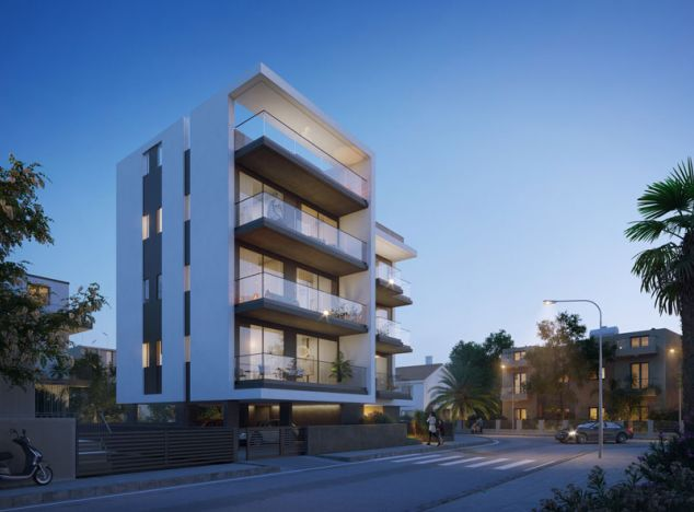 Buy Apartment 15826 in Limassol