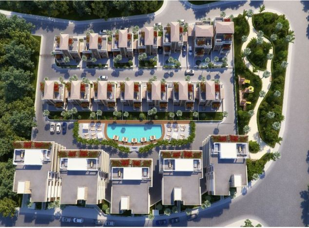 Buy Apartment 15855 in Limassol