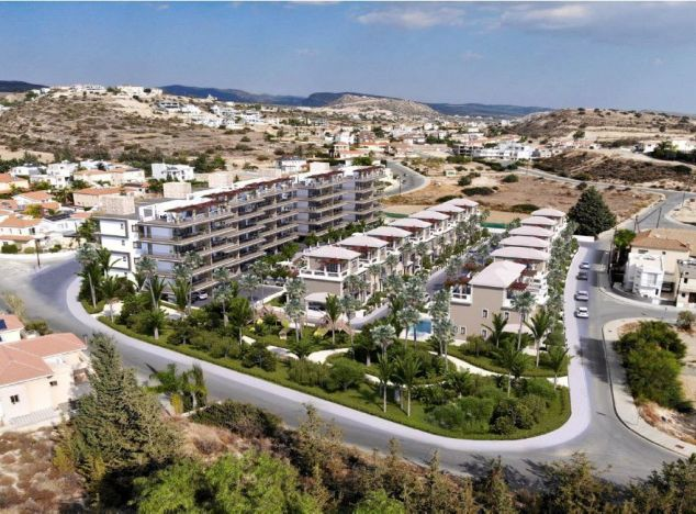 Sell Garden Apartment 15861 in Limassol