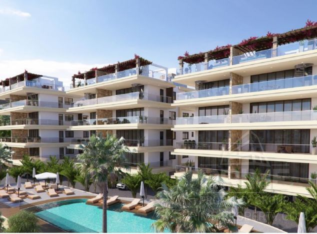 Buy Garden Apartment 15861 in Limassol