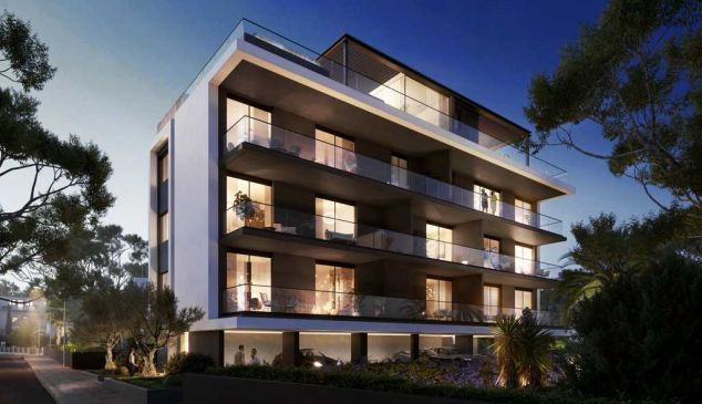 Sell Apartment 15867 in Limassol