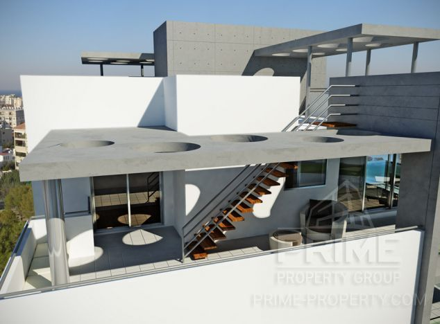 Cyprus property, Apartment for sale ID:1587