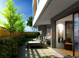 Cyprus property, Garden Apartment for sale ID:1591