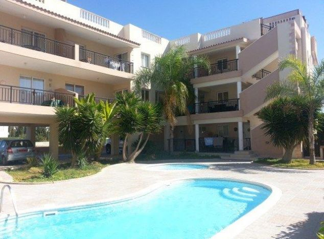 Apartment 15978 on sell in Paphos