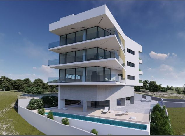 Buy Penthouse 16058 in Limassol