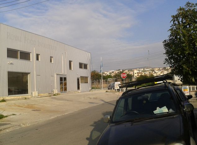 Buy Industrial estate 1608 in Limassol