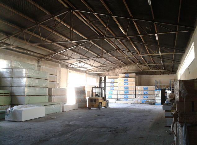 Sell Industrial estate 1608 in Limassol