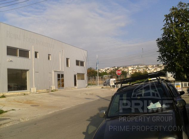 Cyprus property, Industrial estate for sale ID:1608