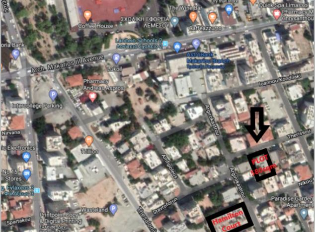 Buy Land 16193 in Limassol