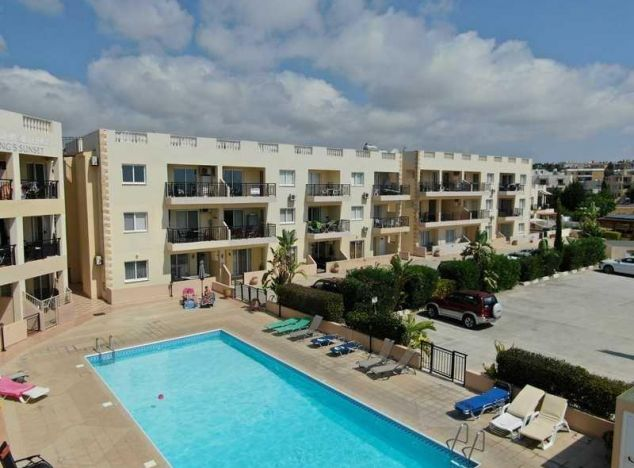 Apartment 16201 on sell in Paphos