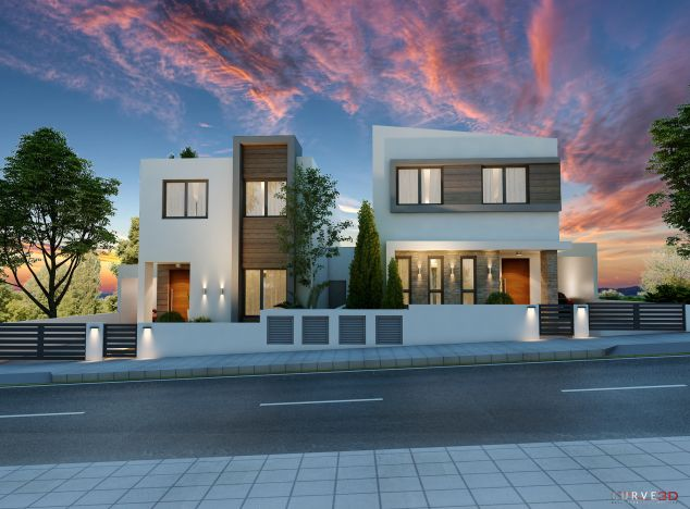 Sell Villa 16216 in Larnaca